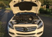 Mercedes C300 Engine