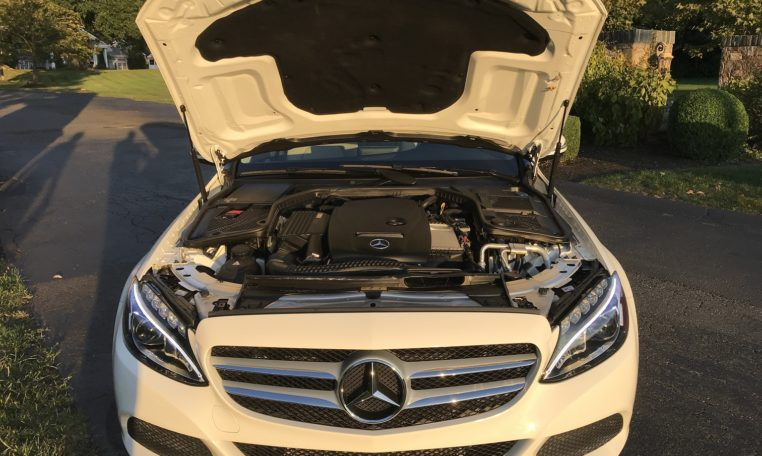 2015 Mercedes-Benz C300 4Matic – Sold