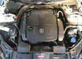 Mercedes E350 Engine