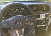 Mercedes E350 Steering Wheel